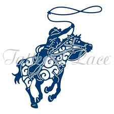 New Tattered Lace 'COWBOY' DIE - D1102  - FREE 1st CLASS UK P&P