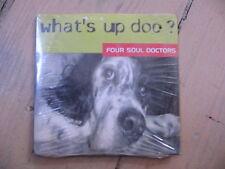 MINI CD WHAT'S UP DOC ? - FOUR SOUL DOCTORS / neuf & scellé