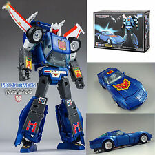 Transformers TAKARA TOMY Masterpiece MP-25 TRACKS Blue WARRIOR Figure NIB KO