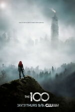"""660 Hot Movie TV Shows - The 100 Season 3 14""""x21"""" Poster"""