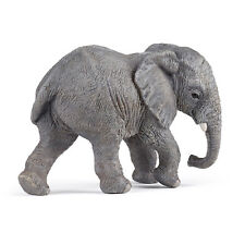 Papo 50169 Young African Elephant Wild Animal Figurine Model Toy 2015 - NIP