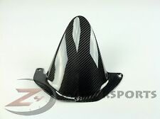 2003 2004 CBR600RR Rear Tire Hugger Mud Guard Cowl Fairing 100% Carbon Fiber