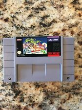 Pocky & and Rocky 1 (Super Nintendo, SNES) Authentic cart - Tested