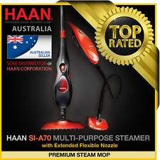 HAAN SI-A70 Multi Purpose Steam Cleaner Mop with Extended Flexible Nozzle