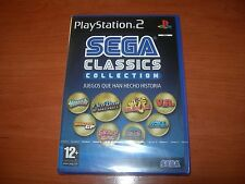 SEGA CLASSICS COLLECTION PS2 (PAL ESPAÑA PRECINTADO)