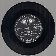 EC Australian 45 rpm Record The STORYVILLE JAZZMEN W&G Chinese Laundry Blues / W