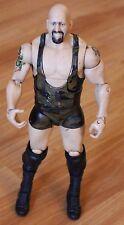 WWE WWF NWO Big Show Basic Wrestling Figure Camouflage 2011 Mattel