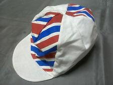 Berretto cappello ciclismo ciclista bici corsa cycling vintage hat cap Bianchi