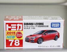 Tomy Tomica #78 Subaru Levorg 1:65 Scale Jazz 1/64