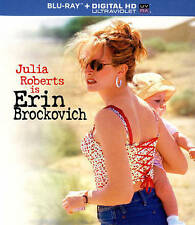 Erin Brockovich (Blu-ray Disc+dvd) brand new!!