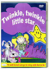 Twinkle Twinkle Little Star DVD  Childrens, Kids, Nursery Rhymes, Songs, *NEW*