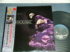 DEAD OR ALIVE Japan 1985 NM LP+Obi+Shrinkwrap YOUTHQUAKE