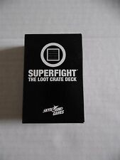 Superfight Loot Crate Deck 100 Card Skybound Games Super Fight NEW
