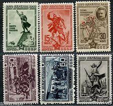 Russia. Sc. 811A-6A. CK. 681-86. Perekop. MNHOG. CV $40.00+