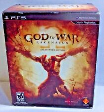 God of War: Ascension Collector's Edition - Playstation 3 by Sony (NOB)