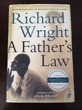 A Father's Law by Richard Wright (2008, Paperback) Good Book