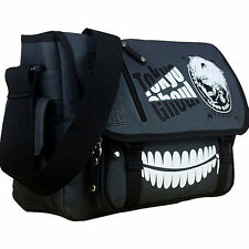 Hot Tokyo Ghoul Sling Messenger Laptop Satchel Shoulder School Bag Kids Gift