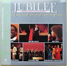 VARIOUS – A MUSICAL TRIBUTE TO FISK UNIVERSITY – JAPAN LP (1985) NM  AL GREEN++