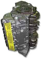 Reman 96-02 GM 5.7 Chevy 350 Vortec 2 Bolt Long Block Engine