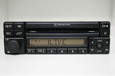 ORIGINALE Mercedes SPECIAL CD-R ALPINE Becker mf2297 speciale autoradio radio gs14