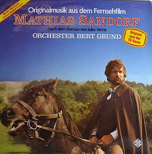 """OST - MATHIAS SANDORF - BERT GRUND 12""""  LP (Q766)"""