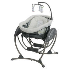 Graco Dream Glider Newborn Baby Infant Swing & Bassinet Style Vibrating Sleeper