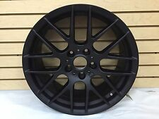 "1PC 18""x8 ET35 Black Wheels Rims Fit BMW E60 525xi 528xi 530xi 535xi XDrive"