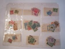 WORLD WIDE STAMP LOT COLLECTION - LOOSE, ON PAPER - UNSEARCHED - #2 - BN-5