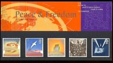 GB 1995 Red Cross/Peace/Freedom/WWII/UN 5v Pack n30803