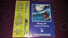 Musikkassette Boney M. / Oceans of Fantasy - Album 1979