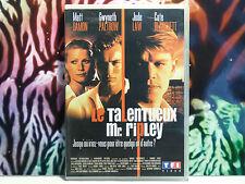 DVD d'occasion excellent état - Film : LE TALENTUEUX MR. RIPLEY - Matt Damon -
