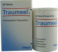 Traumeel S - 50 tablets - Anti-Inflammatory Pain Relief Analgesic - Homeopathic