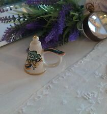 Mason's Chartreuse small candle snuffer