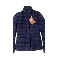 PARAJUMPERS Womens Puffer Jacket - Melrose - Alisee - Blue Ocean - Small
