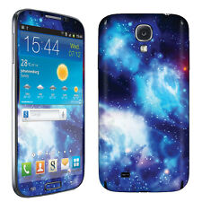 USA Blue Space Case Decal Vinyl Skin Cover Sticker Samsung Galaxy S4