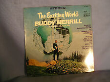"R-55 - Buddy Merrill - The Exciting World ACS-5020 mint 12"" 33RPM mint 12"" 33RPM"