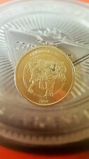 2010 Canadian Tire $1 ICE SKATING Coin/Token