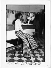 Malick SIDIBE: Seul au bar en train de pense, Mali 1974 / Ptd 2011 / SIGNED!