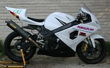 RACE BODYWORK FAIRING SUZUKI GSXR 600 750  K4 K5  RACE FAIRINGS 2004 2005