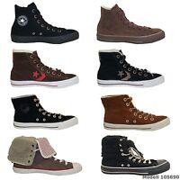 Converse Chuck Taylor All Stars Sneakers Chucks Herren Damen Winter Schuhe NEU