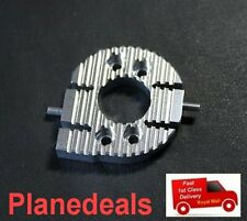 Alloy Motor Heat Sink Plate For Tamiya CC01 RC Crawler M1