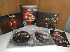 Demon 's Souls-Black Phantom Edition ps3 ARTBOOK strategia guide TECNO DARK