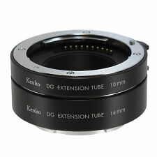 Kenko DG Extension Tube Set (for Sony E-Mount) *NEW*