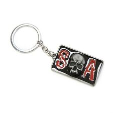 Sons of Anarchy Tv Show Metal Keychain-SOA