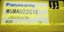 MSMA022C1E-Panasonic AC Servo Motor In Stock-Free Shipping($850USD)