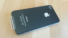 Apple iPhone 4 - 16gb-smartphone en Black-negro/& sin bloqueo SIM!