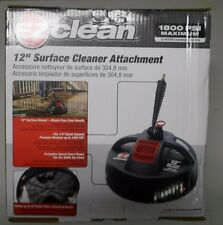 "EZ Clean 12"" Surface Cleaner Attachment 1800 PSI Max 2307 KW"