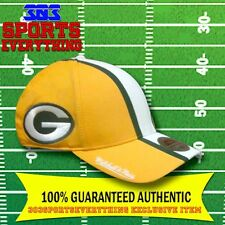 GREEN BAY PACKERS VINTAGE CLASSIC MITCHELL & NESS HELMET STYLE FLEX FIT HAT