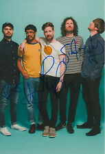 Kaiser Chiefs Autogramme signed 20x30 cm Bild