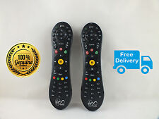 TWO x VIRGIN MEDIA TIVO REMOTE BRAND NEW FREE BATTERIES ,FREE p&p
